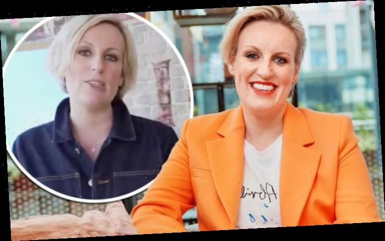 Steph McGovern hit with 'brutal' reply from partner after she complains about Packed Lunch