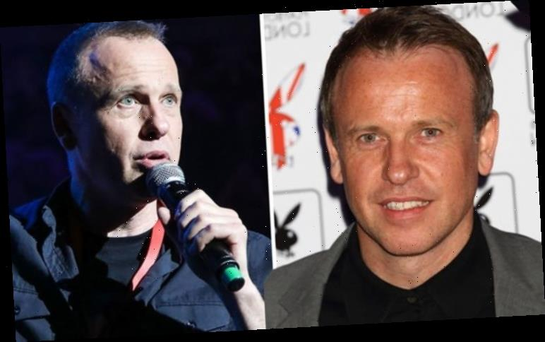 Sunday Brunch star Tim Lovejoy opens up on heartbreak of brother's death 'It was numbing!'