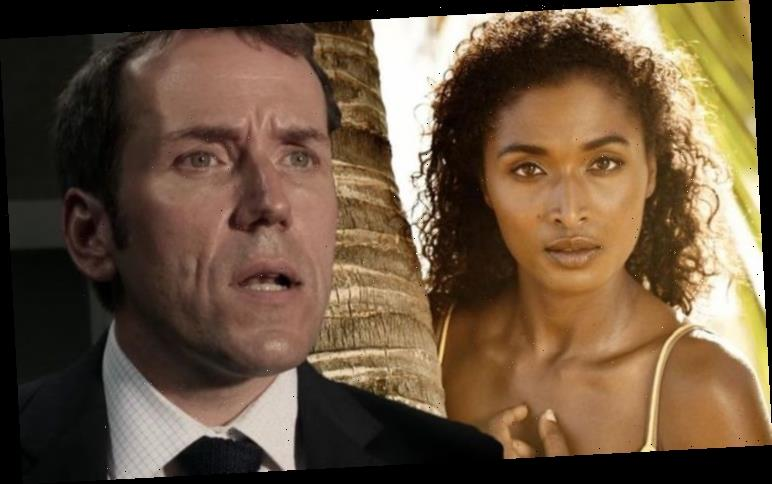 Death in Paradise bombshell: Ben Miller's DI Richard Poole wasn't the first detective