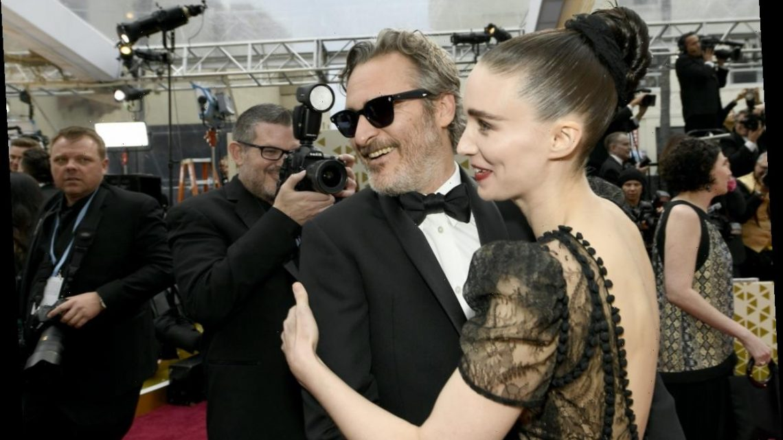 Rooney Mara & Joaquin Phoenix's Baby Name Carries On A Family Legacy