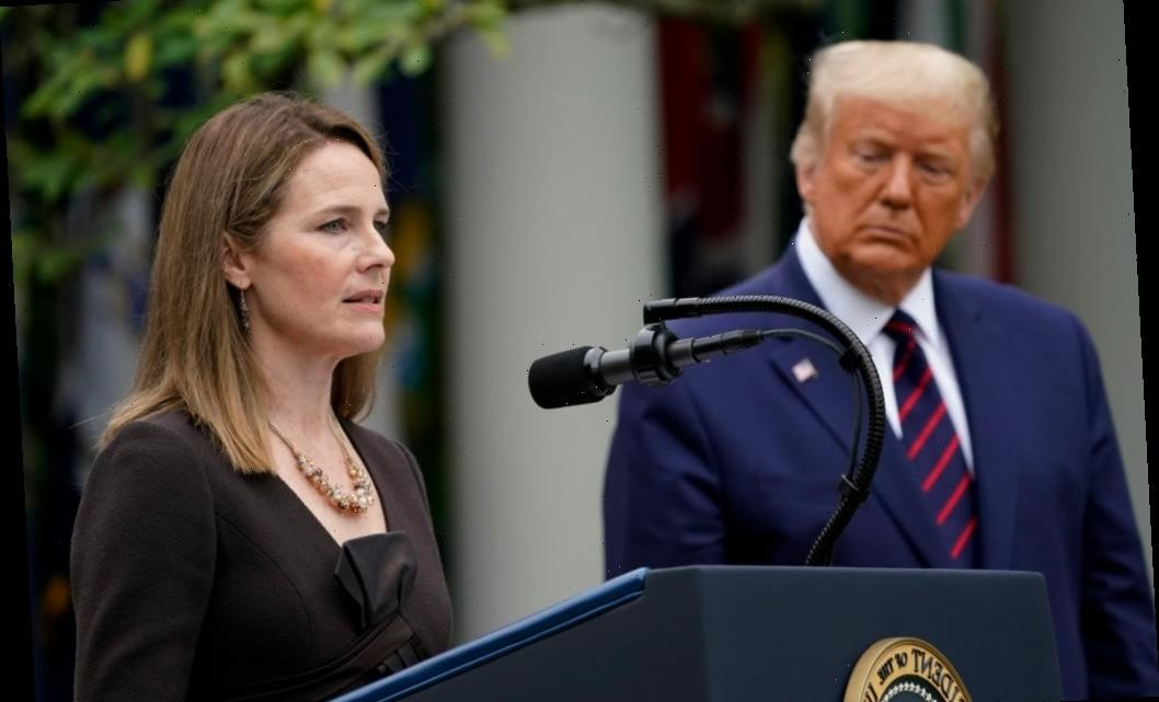 Donald Trump Nominates Amy Coney Barrett To Fill Supreme Court Vacancy