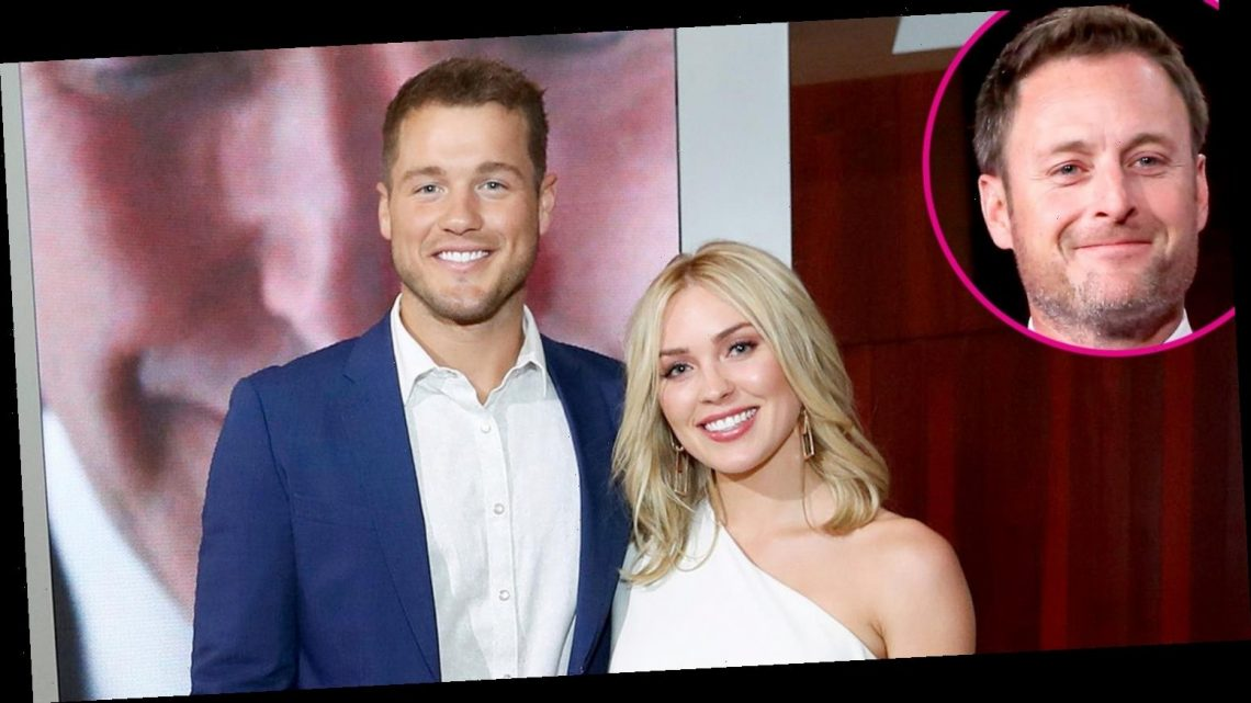 What Chris Harrison Really Thinks of Colton and Cassie's Drama