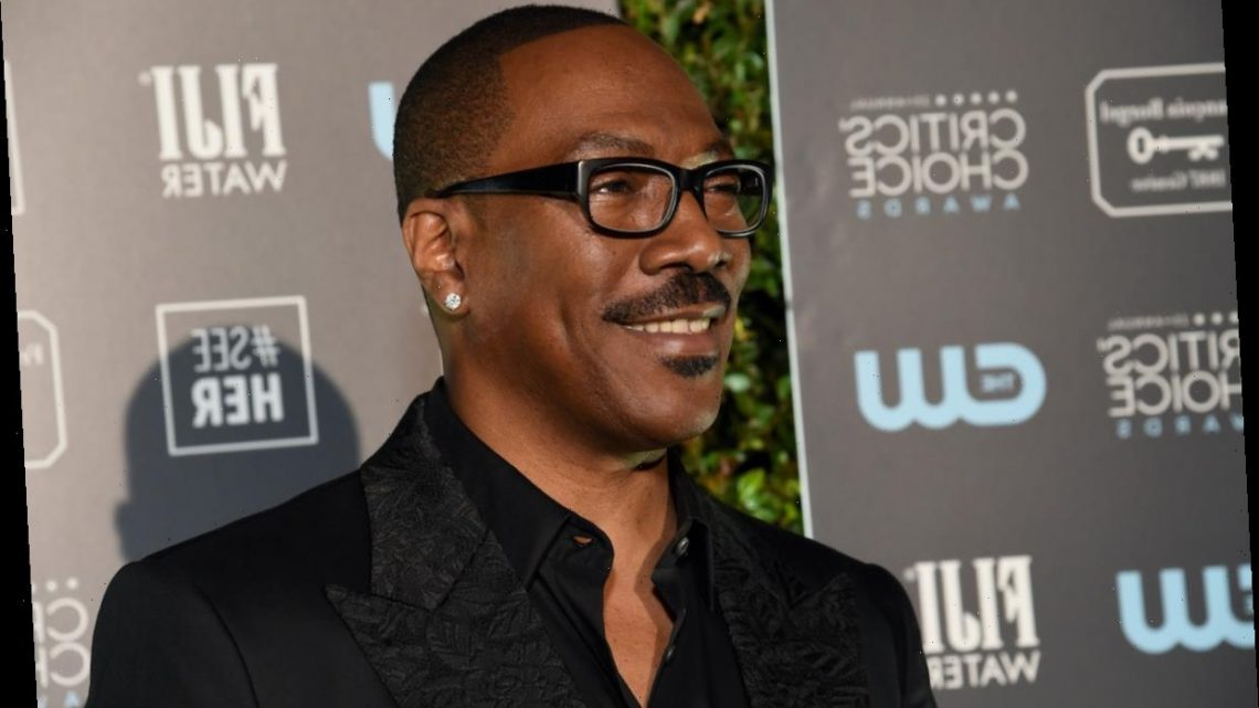 Eddie Murphy Spent Years Trying to Launch a Successful Music Career