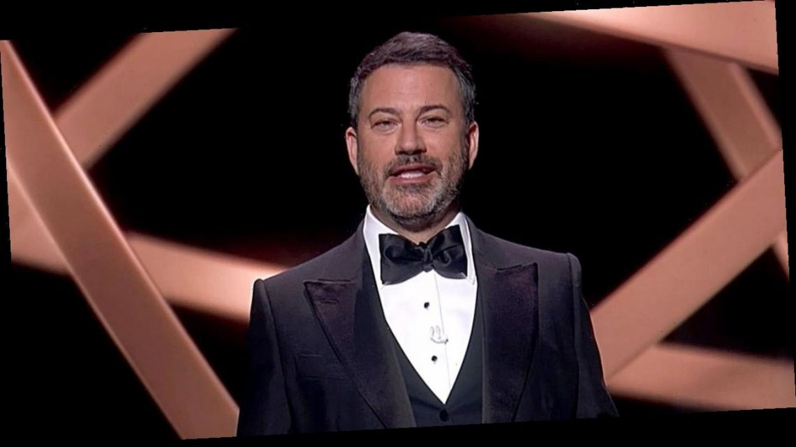 Jimmy Kimmel Kicks Off the 'Pandemmys' With a Fake Audience