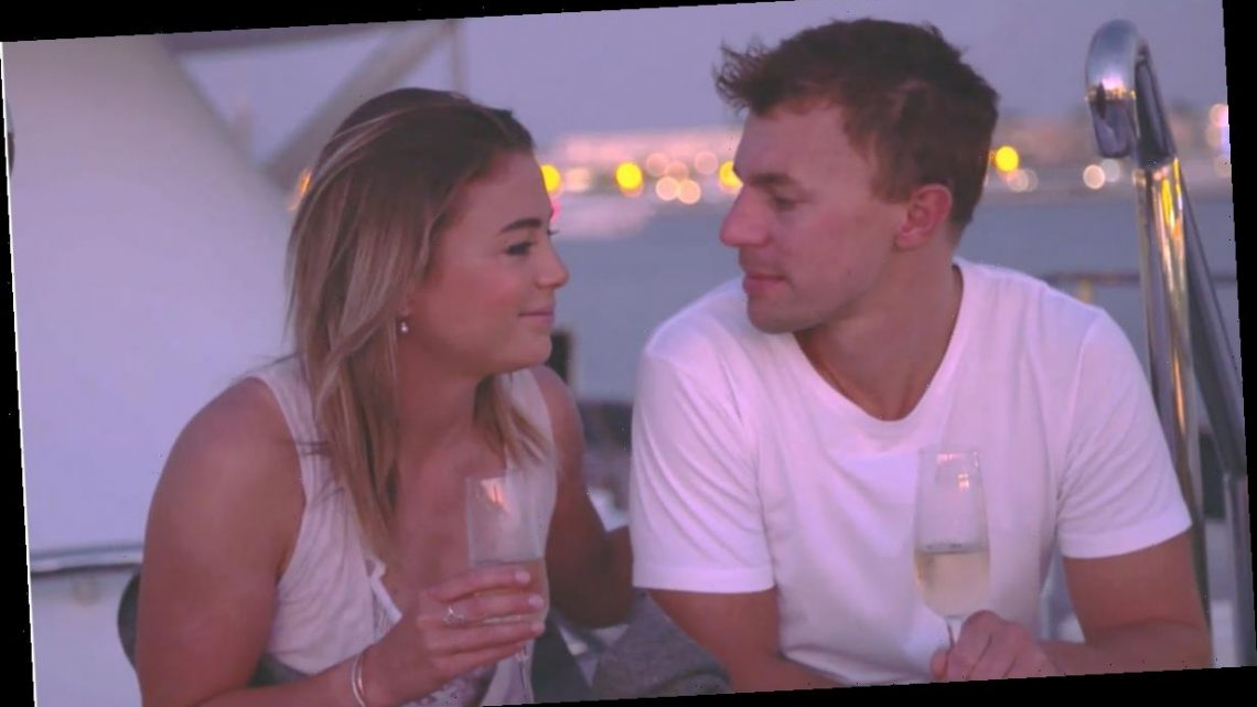 Did Tom cheat on Malia? Below Deck Med star hints yes