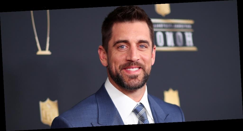 Aaron Rodgers Says He's In a 'Better Headspace' Following His Split From Danica Patrick