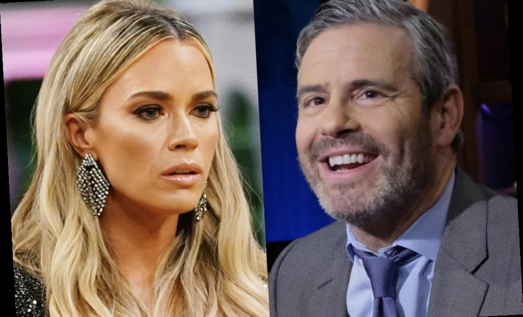 'RHOBH': Andy Cohen Reacts To Rumors Teddi Mellencamp Was Fired After Business Backlash