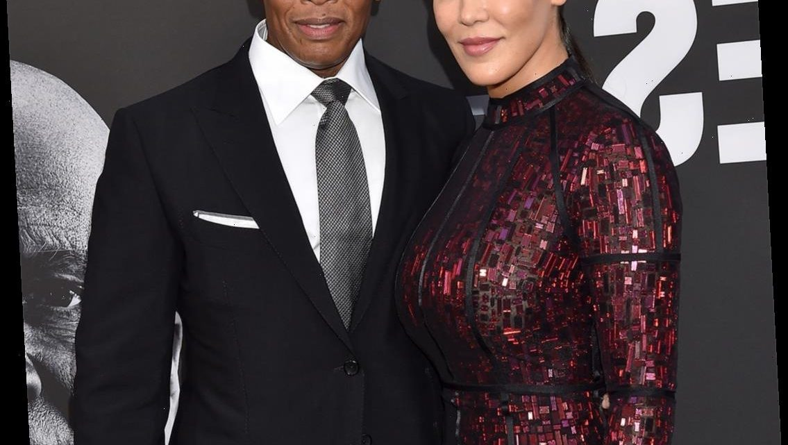 Dr. Dre's Estranged Wife Nicole Young Files Lawsuit Claiming She Co-Owns Trademark to His Name