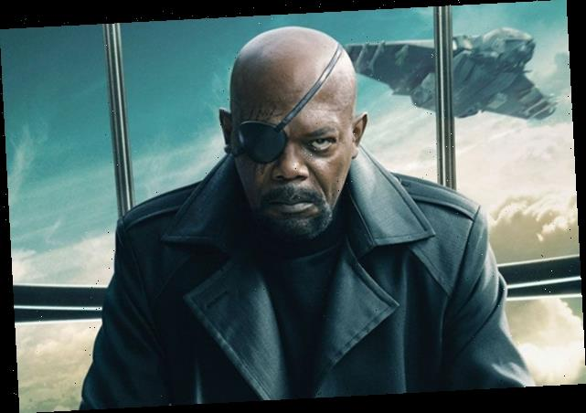 Samuel L. Jackson to Star in Nick Fury Series in Works at Disney+ — Report