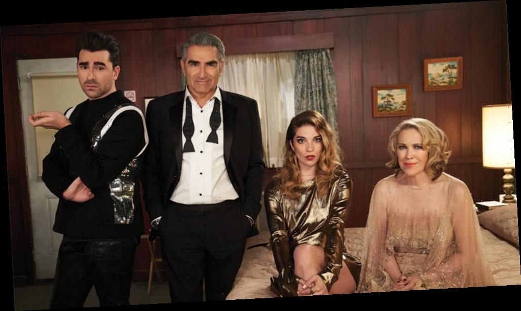'Schitt's Creek' to Launch in National Syndication Following Emmys Sweep