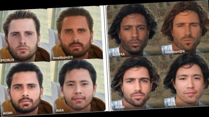 Scott Disick and Brody Jenner criticized for promoting app that can make white users appear Black