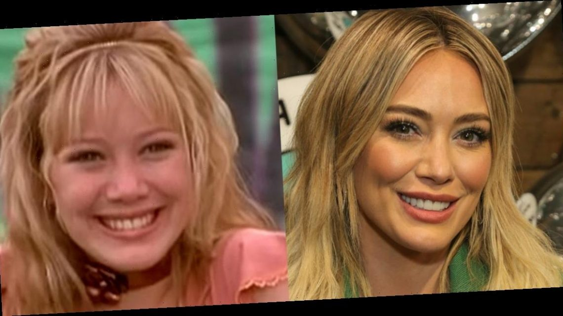 Hilary Duff says she was passed over for acting jobs in her early 20s because she was Lizzie McGuire