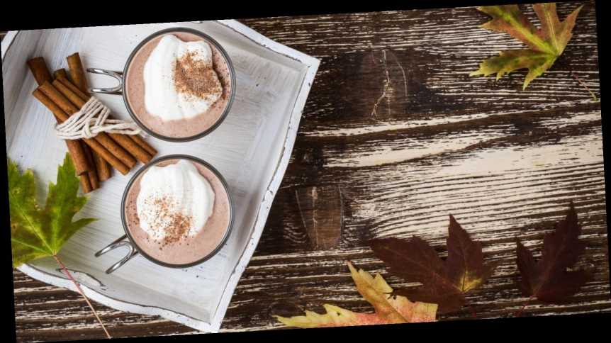 Boozy hot chocolate recipes to indulge in this autumn