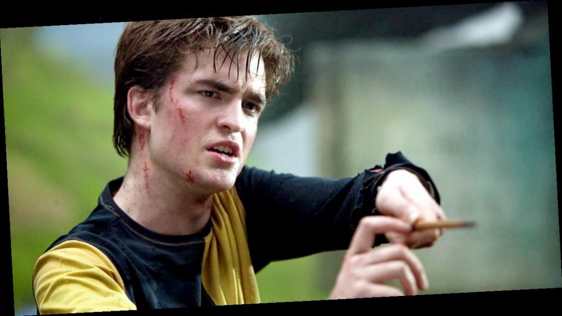 I Have to Say, Robert Pattinson's Role as Cedric Diggory in Harry Potter Is Highly Underrated