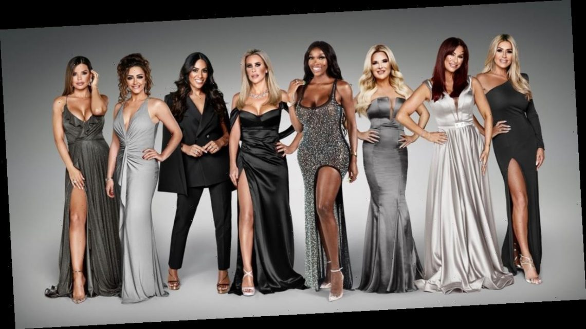 Tanya Bardsley says RHOC has been explosive as she opens up on feud with Dawn Ward