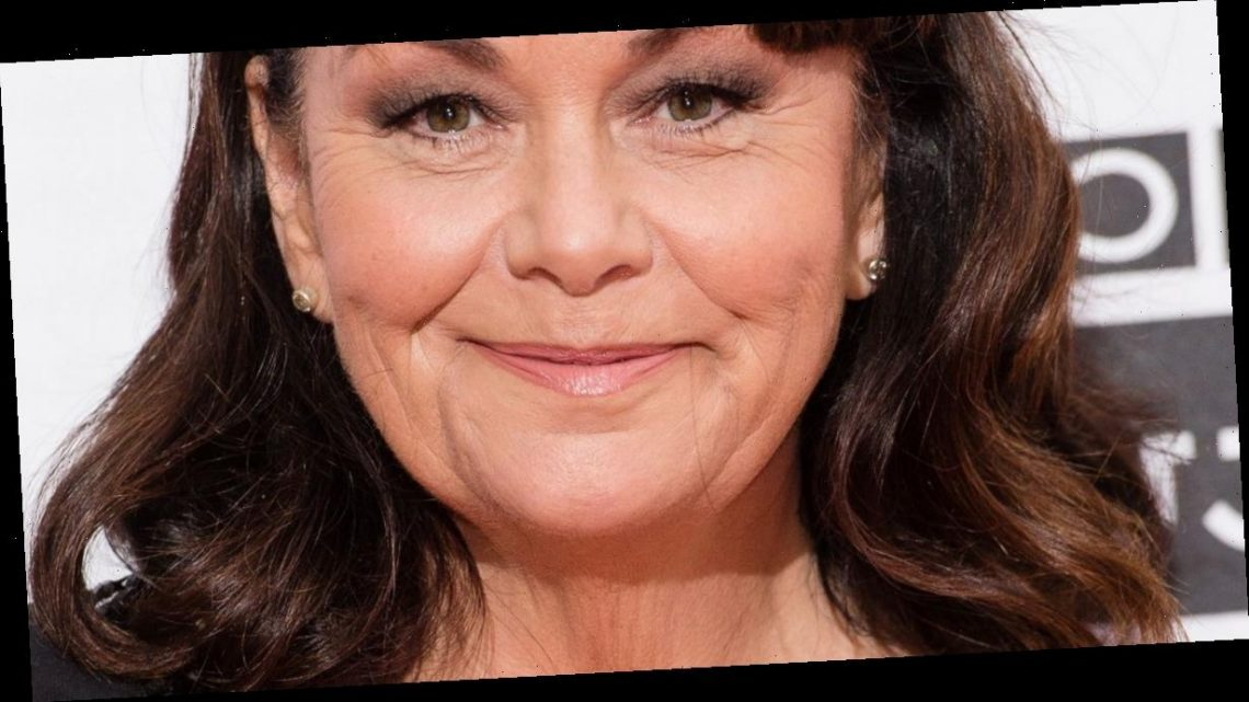 Dawn French says she's 'a barrel' amid 7st weight gain but 'doesn't give a f**k'
