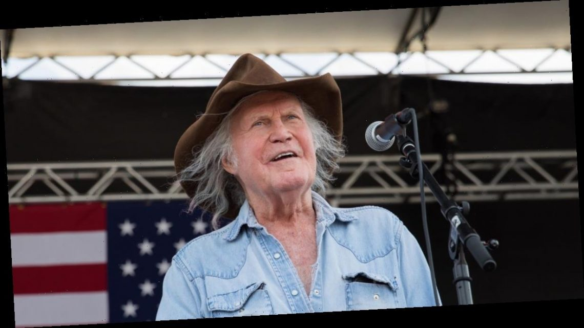 Country music songwriter Billy Joe Shaver dies after suffering from stroke
