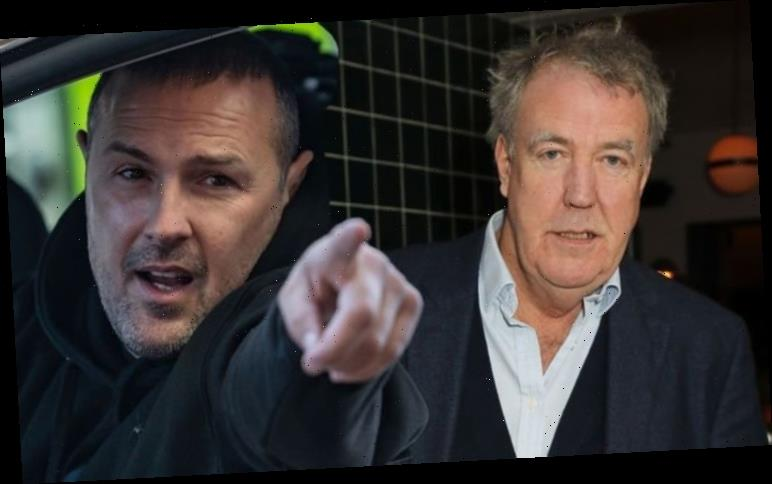 Jeremy Clarkson's criticism of Top Gear shut down by Paddy McGuinness