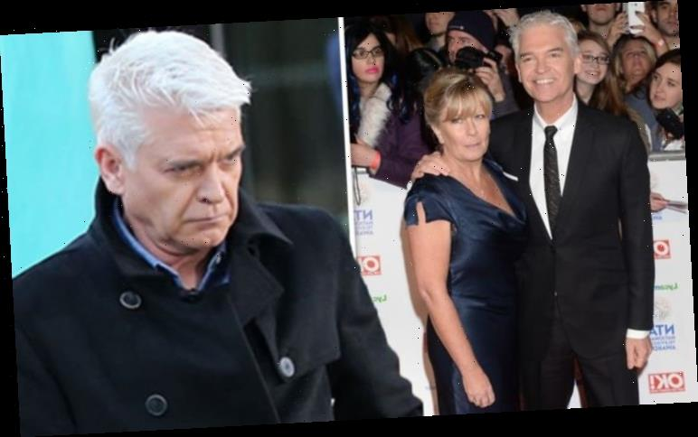 Phillip Schofield ran off This Morning to be sick amid 'secret' turmoil 'Had to come out'