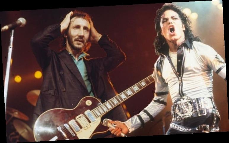Michael Jackson: The Who's Pete Townshend TURNED DOWN Thriller appearance