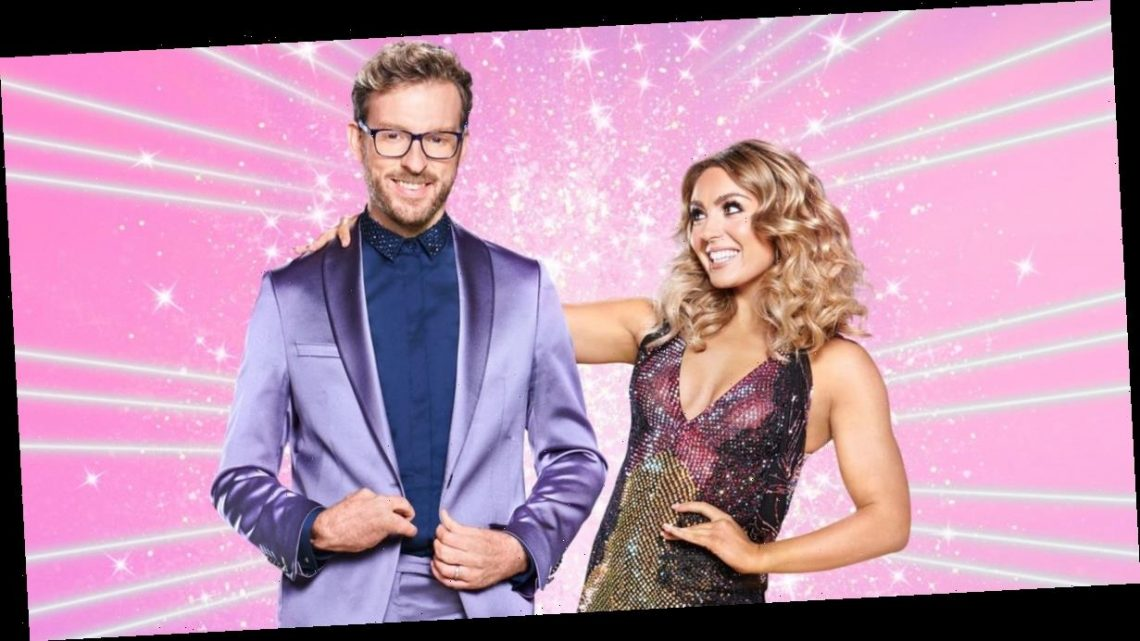 Strictly's Amy Dowden and JJ Chalmers bond over health battles – here is how Amy's disease could affect her