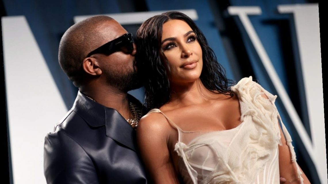 Kanye West's Robert Kardashian Hologram For Kim's Birthday Has People Pissed