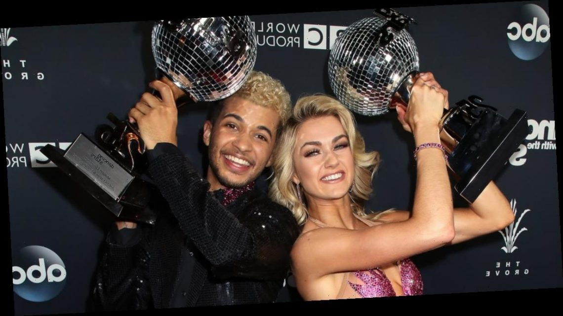 "Jordan Fisher Reflects on His Incredible DWTS Experience: ""You Become Part of a Family"""