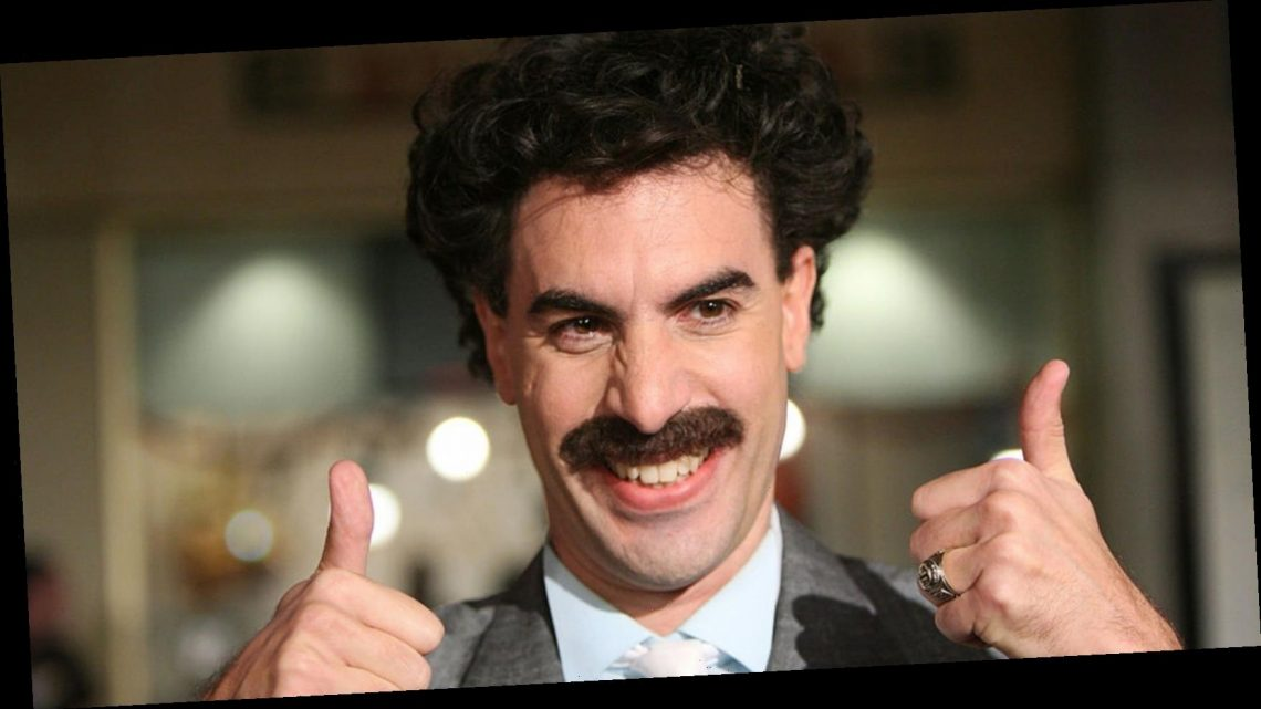 Amazon Bought Borat Sequel For $80 Million After Plans For Theater Release Were Scrapped