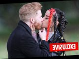 Strictly's Neil looks loved-up with cheating girlfriend as they snog in park