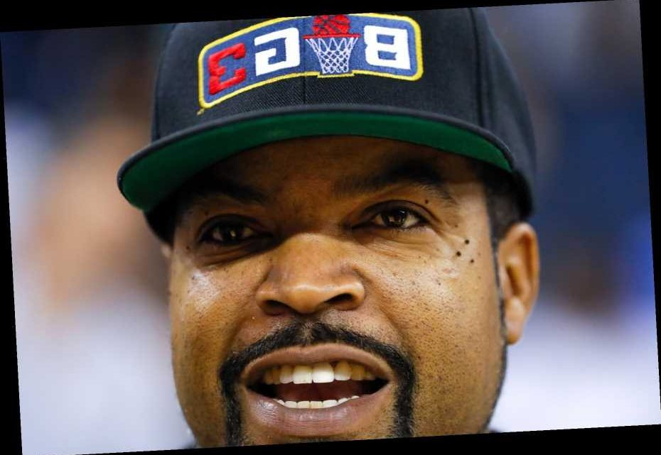 Ice Cube Tries to Explain What in the Hell He Was Thinking