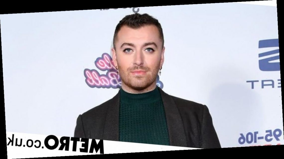 Sam Smith on being 'hit hard' by mental health issues: 'I think it was PTSD'