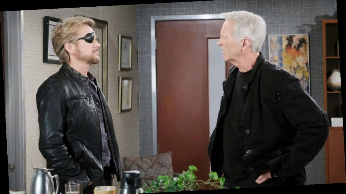 Days of our Lives spoilers: Anger, rage, and violence take over the men of Salem
