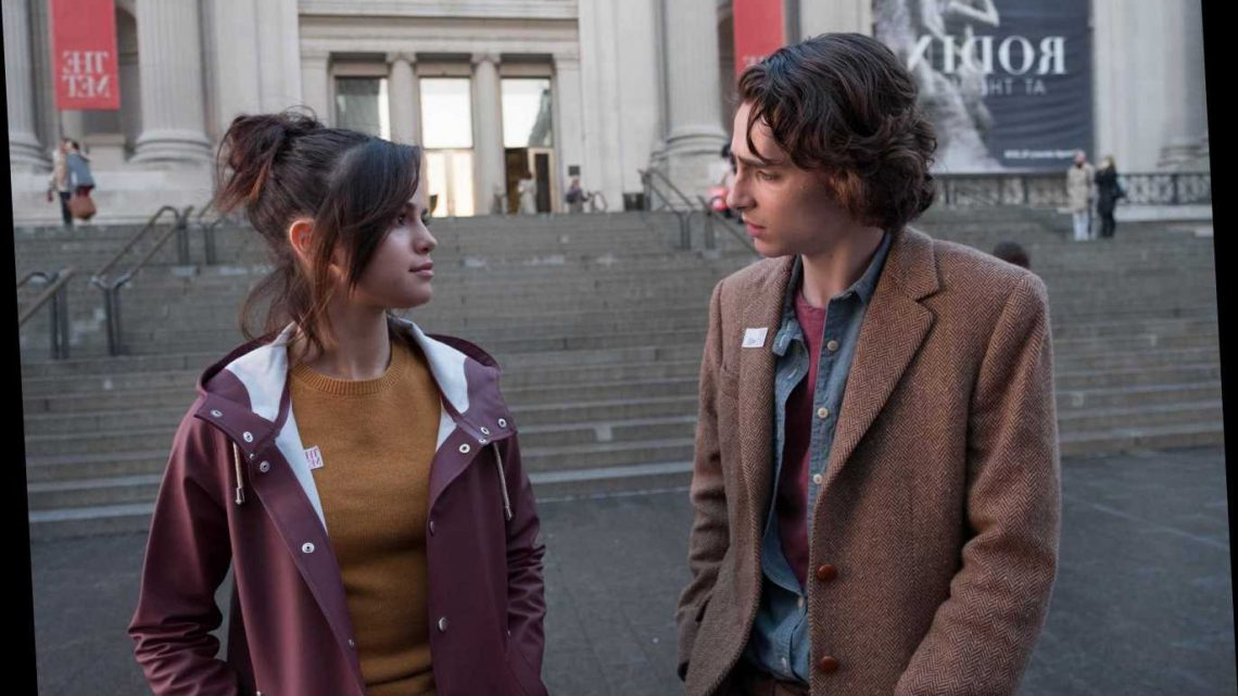 Woody Allen's 'A Rainy Day in New York' Finally Reaches U.S. Theaters Only to Fizzle Out