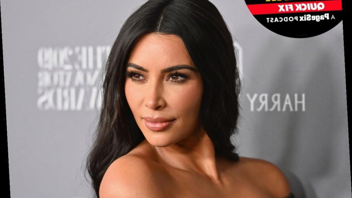 Kim Kardashian plans her birthday bash, plus Jeffrey Toobin's exposed and Ant Anstead recovers