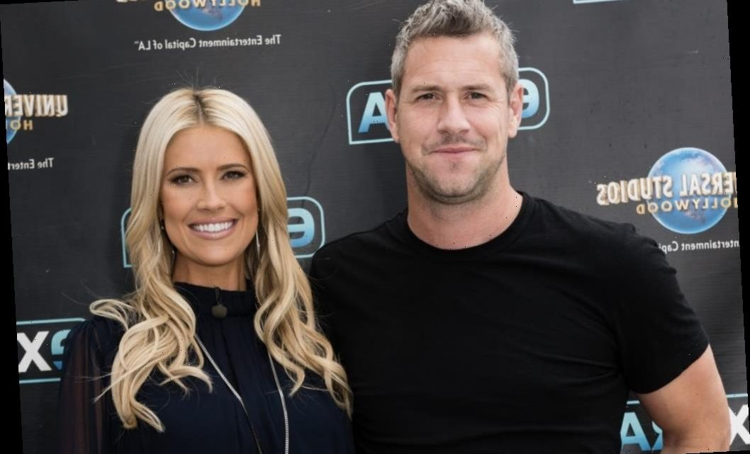 HGTV Star Ant Anstead Says How He Copes After Split From Wife Christina