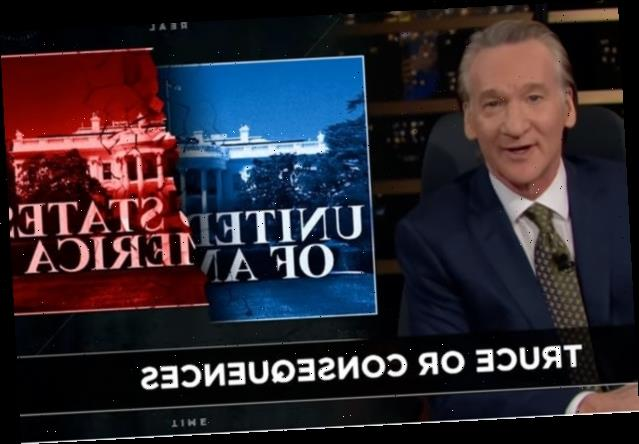 Bill Maher Says Skip 'Civil War' After Election, Proceed to Reconciliation