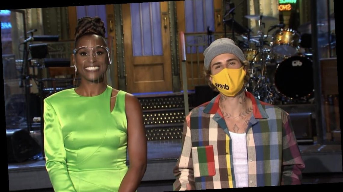 """Issa Rae Joked About Peaking """"Right When Democracy Was Collapsing"""" On 'SNL'"""