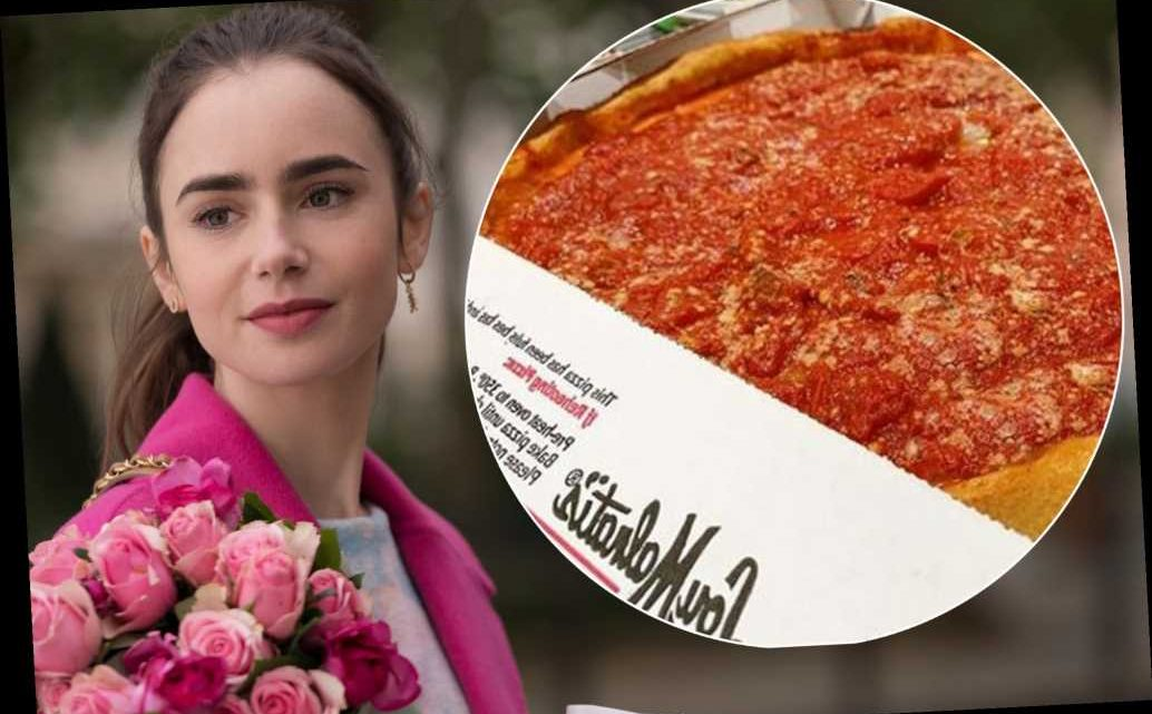 Chicago pizzeria calls out 'Emily in Paris' for 'heartless' deep-dish insult