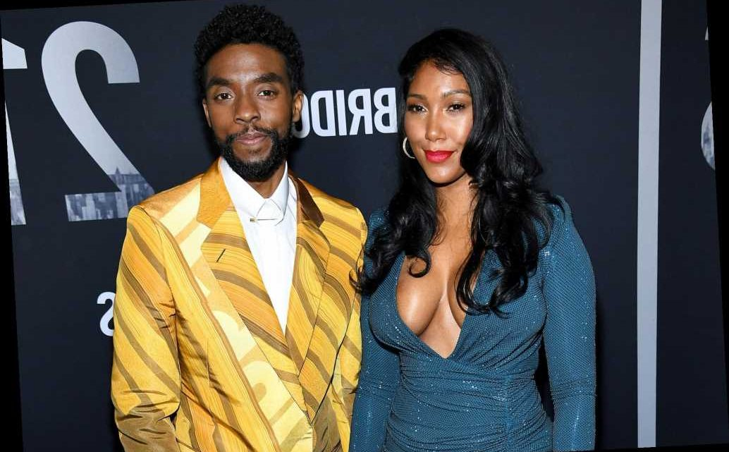 Chadwick Boseman's Wife Simone Ledward Files Probate Case as Actor Died Without a Will