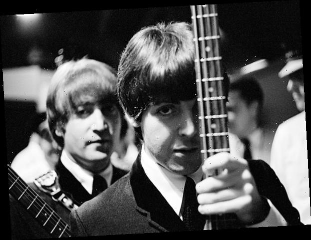 Paul McCartney First Saw John Lennon on a Liverpool Bus and Thought 'That's a Cool-Looking Guy'