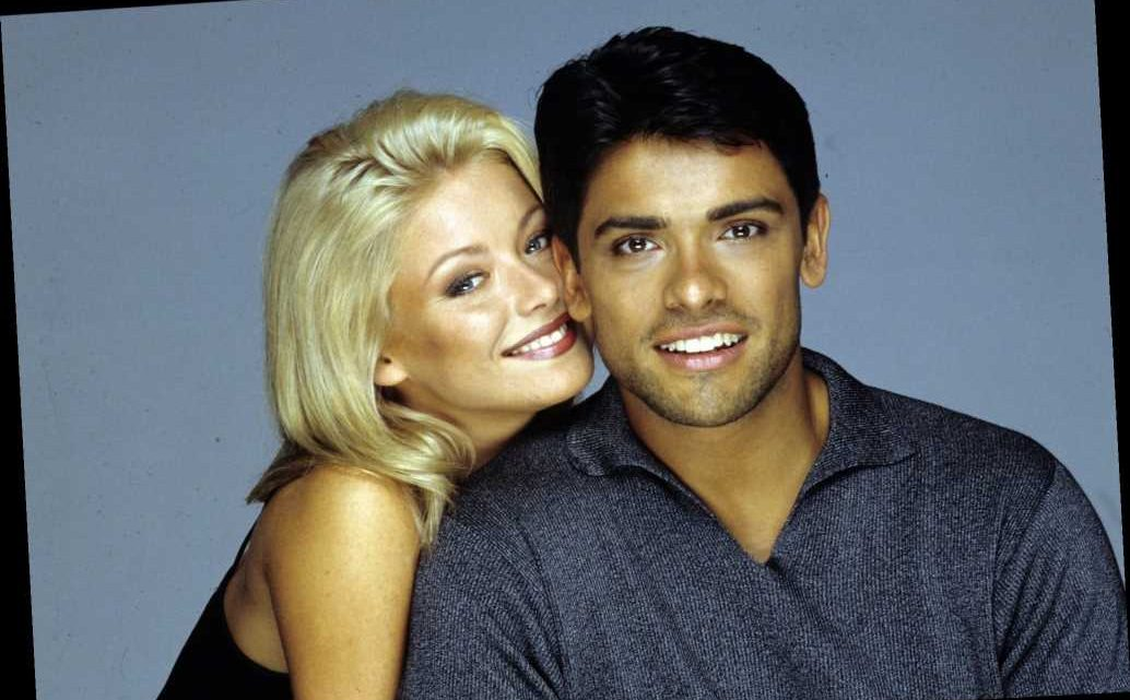 These Magical Kelly Ripa & Mark Consuelos Throwbacks Will Make You Believe in Love Again