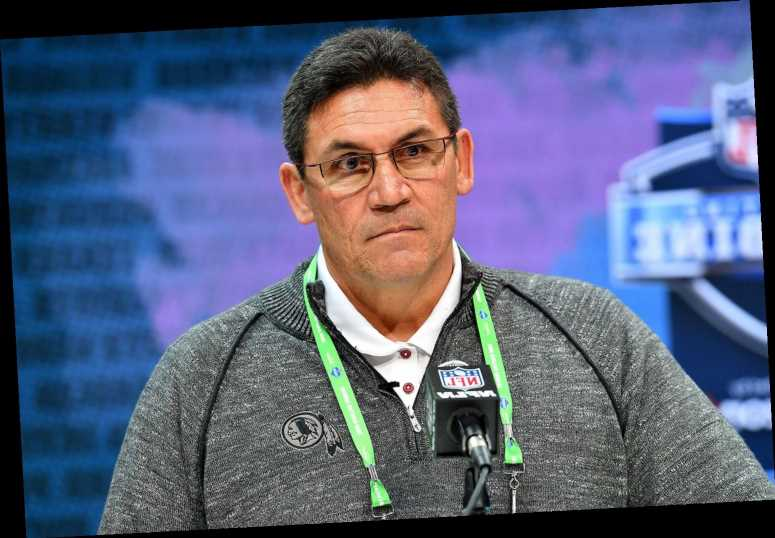 Washington Football Team's Ron Rivera Says He Will Continue to Coach Through Cancer Treatments