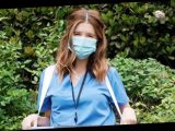 Katherine Schwarzenegger pays tribute to essential workers for Halloween