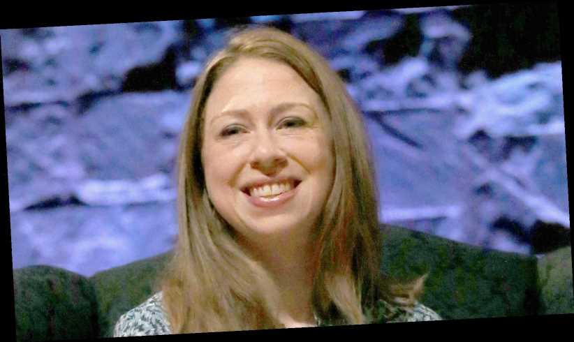 Why Chelsea Clinton is speaking out about Barron Trump