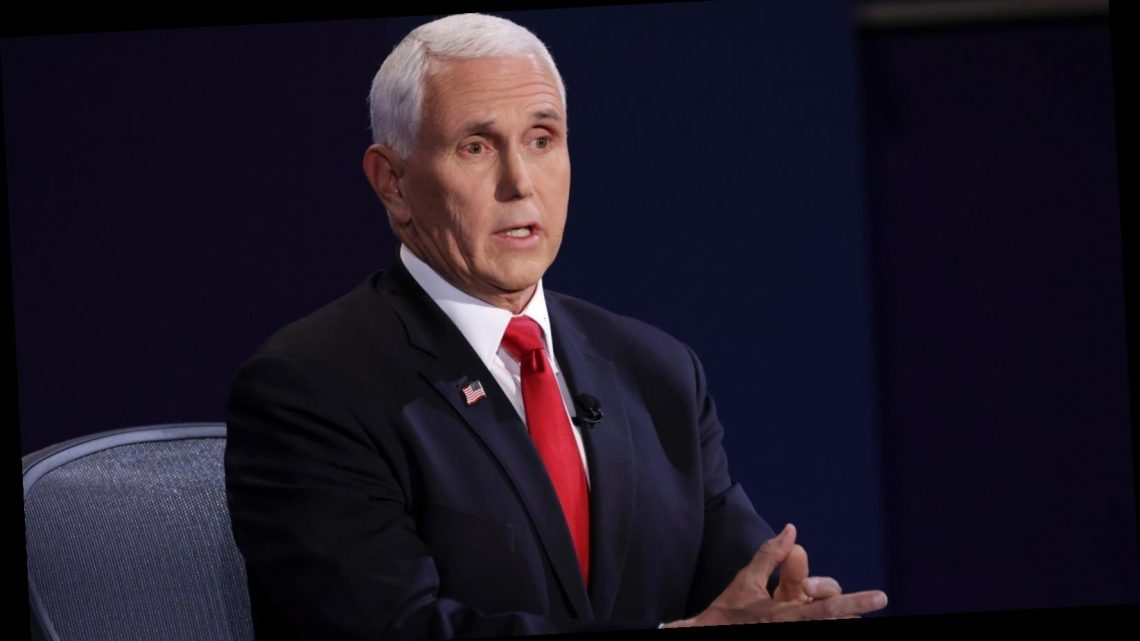 Expert reveals what Mike Pence's body language at the VP debate really means
