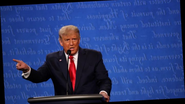 Trump's 'low IQ' comment at the debate caused quite a stir
