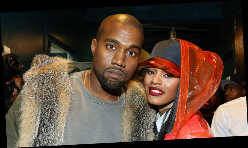 The truth about Teyana Taylor and Kanye West