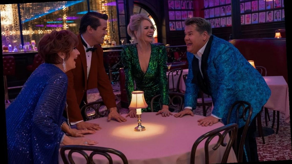 The Prom: Fans have same reaction to first look at new Netflix film starring James Corden and Nicole Kidman