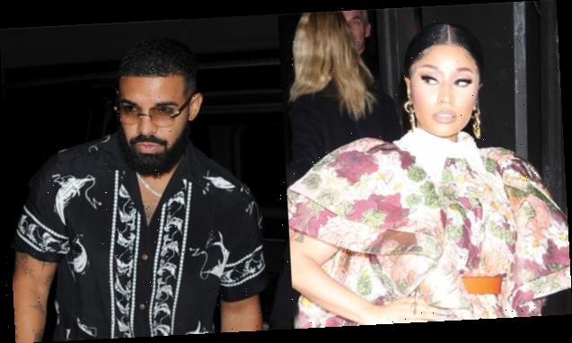 Drake: Why He's 'So Happy' For New Mom Nicki Minaj & Can't Wait For Their Sons To Have Playdates