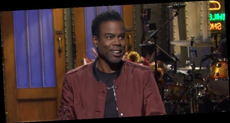 Chris Rock Jokes Biden Should be America's 'Last President Ever' in 'SNL' Monologue – Watch!